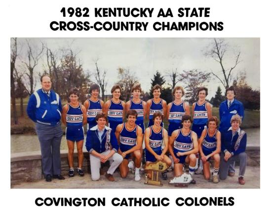 1982 CCH CC State Champs 2