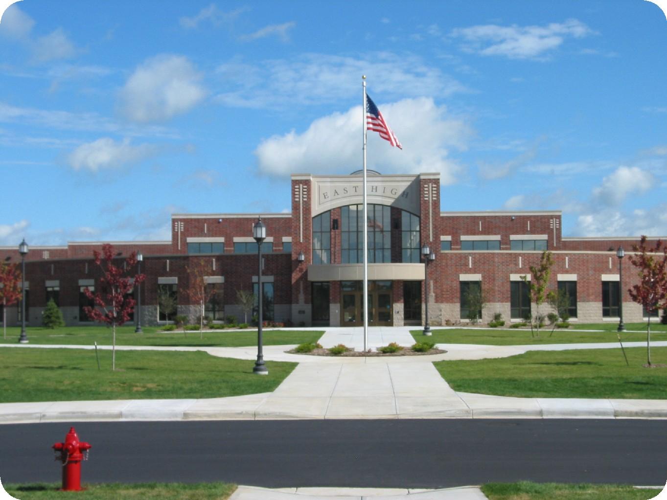 high school writing center