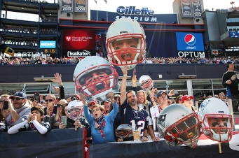Cincinnati Bengals Vs. New England Patriots At Gillette Stadium